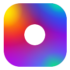 iridescentní app