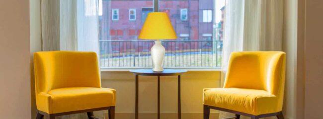 Lampa Astrid v Dánsku